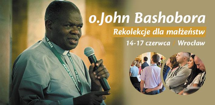 o.John Bashobora - Rekolekcje dla małżeństw