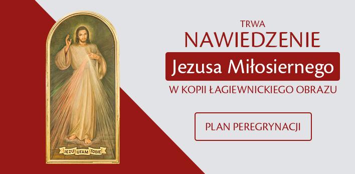Nawiedzenie - Peregrynacja obrazu Jezu Ufam Tobie
