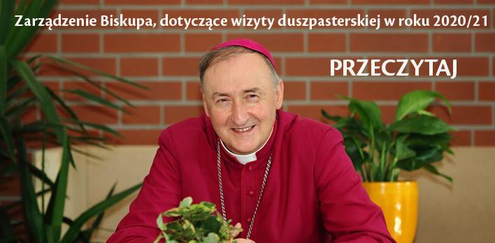 Zarządzenie biskupa