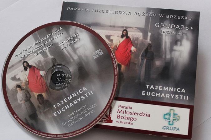 TAJEMNICA EUCHARYSTII - AUDIOBOOK