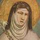 Święta Klara, dziewica