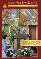 Dwumiesięcznik Parafialny - okładka nr 14