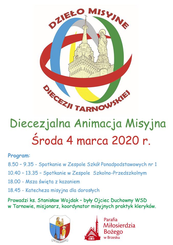 Diecezjalna Animacja Misyjna.