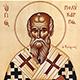 Święty Polikarp, biskup i męczennik