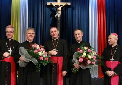 Nowi biskupi pomocniczy Diecezji Tarnowskiej