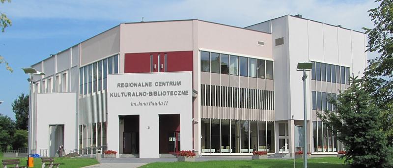 RCKB - Regionalne Centrum Kulturalno-Biblioteczne w Brzesku