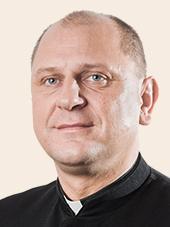 Ks. Zbigniew Baran - nowy proboszcz parafii w Łapczycy
