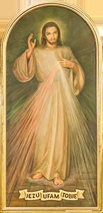 Jezu Ufam Tobie - peregrynacja obrazu