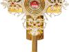 Relikwiarz z relikwiami Bł. ks. Michała Sopoćki.