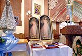 Obraz Jezusa Miłosiernego - JEZU UFAM TOBIE