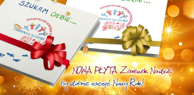 Nowa Płyta Ziarenek Nadziei - by dobrze zacząć Nowy Rok!