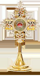 Relikwiarz Bł. ks. Michała Sopoćki - Parafia Miłosierdzia Bożego w Brzesku