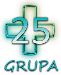 GRUPA 25+ Logo