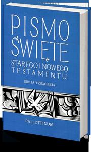 Pismo Święte - Biblia Tysiąclecia